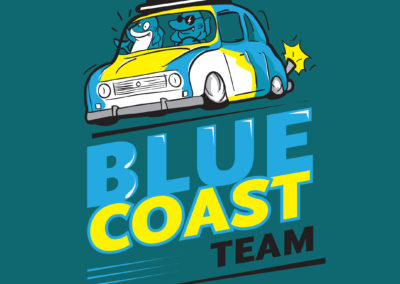 4L Trophy – Blue Coast team